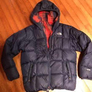 Double sided boy's jacket